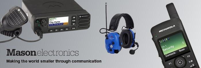 Mason Electronics Ltd - Making the world smaller through communication