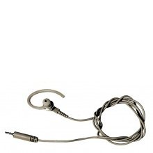 GP344 1 Wire Earpiece with 3.5mm plug, Beige *