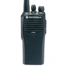 CP040 Commercial Hand Portable Radio (16 Channel)