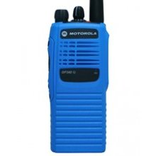 GP340 Ex ATEX Professional Handportable Radio (Blue