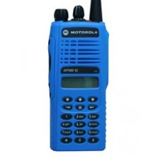 GP580 Ex ATEX Professional Handportable Radio (Blue)