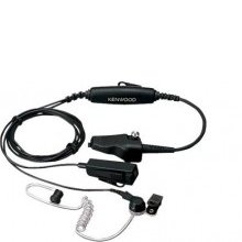 Two-wire Palm Microphone with Earpiece