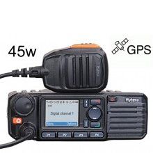MD785G (H)  45w Mobile Radio With GPS