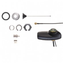 Mobile Combination GPS/Antenna, BNC (450-470MHz)