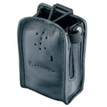 Soft Leather Case with Swivel Clip for GP344/GP644