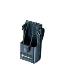 Leather Carry Case with 6.4 cm swivel belt loop (CP160)