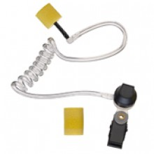Earpiece with High Noise Kit - Black