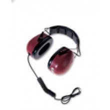 CP040 Receive only headband style headset w/3.5mm R/A plug