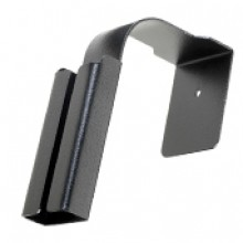 Portable Door Hanger (70-83mm/2.75-3.25inch) - Black