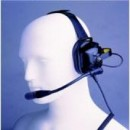 Heavy Duty Headset with Noise Cancelling Boom Mic *