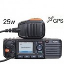 MD785G (L)  25w Mobile Radio With GPS