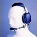 Mediumweight Headset with PTT