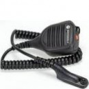 Motorola Public Safety Microphone, IP57 GCAI, 24-inch cable *